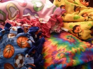 BDF Blankets